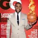 LeBron James - GQ Magazine Cover [United States] (March 2014)