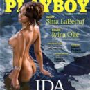 Ida Ljungqvist - Playboy Magazine Cover [Croatia] (June 2009)