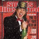 Tim Lincecum - Sports Illustrated Magazine Cover [United States] (27 December 2010)