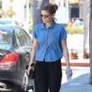 Kate Mara Out in Beverly Hills