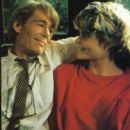 Mariel Hemingway and Peter O'Toole