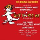 She Loves Me  Original 1963 Broadway Musical Starring Barbara Cook - 454 x 454