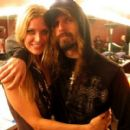 Rob Zombie and Sheri Moon - 454 x 409