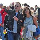 Rosario Dawson and Danny Boyle