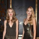 L'Oréal Paris Gold Obsession Party at Paris Fashion Week - 454 x 682