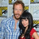 Ksenia Solo and Kris Holden-Ried - 454 x 683