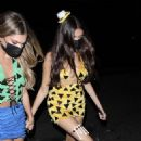Madison Beer – Out for Halloween in West Hollywood