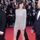 Charlotte Gainsbourg – 'Ismael's Ghosts' Screening at 70th Annual Cannes Film Festival in France - 454 x 645