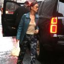 Bella Hadid – Out in NYC