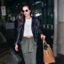 Alessandra Ambrosio – Seen at a airport in Sao Paulo