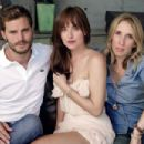 Fifty Shades of Grey Promotional Shoot