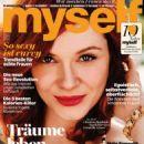 Christina Hendricks - Myself Magazine Cover [Germany] (May 2015)