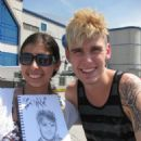 Colton Dixon Fan Meeting Pictures - 454 x 605