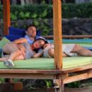 Megan Fox and Brian Austin Green honeymoon in Hawaii (06/28/2010)