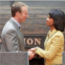 Peter MacKay and Condoleezza Rice