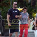Jason Statham and Alex Zosman - 454 x 604