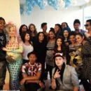 Amber Rose Celebrates Her Baby Shower at Her Home in Los Angeles, California - January 6, 2013