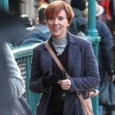 Scarlett Johansson – Filming new film in NY - 454 x 725