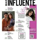 Dulce Maria – Mais Fluente Brazil Magazine (July 2019) - 454 x 569