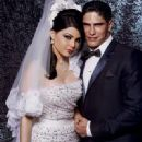 Ahmed Abo Hashimeh and former wife Haifa Wehbe