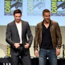 Ryan Reynolds- July 11, 2015-The 20th Century FOX Panel at Comic-Con International 2015 - 454 x 461