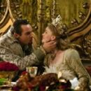 Jonathan Rhys Meyers and Tamzin Merchant - 430 x 280