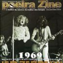 Led Zeppelin - Poeira Zine Magazine Cover [Brazil] (August 2009)