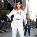 Tyra Banks – Pictured at Good Morning America