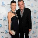 Lyne Renee and Danny Huston and Lyne Renee - 388 x 594