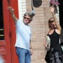 Goldie Hawn and Kurt Russell spotted at Lil Dom's in Silver Lake Saturday October 15, 2016 - 454 x 471