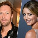 Annabelle Wallis and Chris Martin - 454 x 340