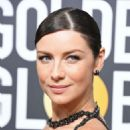 Caitriona Balfe – 2018 Golden Globe Awards in Beverly Hills