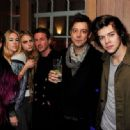Cara Delevigne and Harry Styles