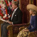 King Willem Alexander and Queen Maxima of The Netherlands Attend Budget Day - 454 x 352