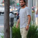 Scott Disick is seen out and about on October 13, 2016 - 387 x 600