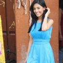 Amrita Rao At Love You Mr. Kalakar Promo Shoot