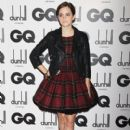 Emma Watson attended the 2011 GQ Awards at The Royal Opera House in London tonight, September 6