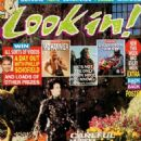Edward Scissorhands - LOOKIN Magazine Cover [United Kingdom] (3 August 1991)