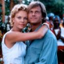 Charlize Theron and Bill Paxton
