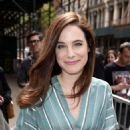 Caroline Dhavernas – AOL Build Speaker Series in New York - 454 x 660