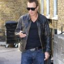 Martin Kemp Arrives at His London Hotel - 321 x 594