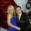 Shane Filan and Gillian Walsh
