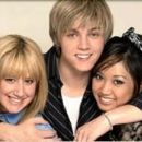Brenda Song and Jesse Mccartney