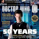 Doctor Who - Doctor Who Magazine Cover [United Kingdom] (10 January 2013)