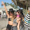 Victoria Justice and Madison Reed - #REVOLVEfestival Day 1 - 454 x 350