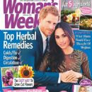 Prince Harry Windsor, Meghan Markle - Woman's Weekly Magazine Cover [United Kingdom] (6 February 2018)