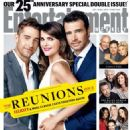 Keri Russell, Scott Speedman, Scott Foley - Entertainment Weekly Magazine Cover [United States] (16 October 2015)