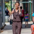 Katie Holmes shopping on Madison Ave in NYC