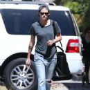 Kristen Stewart Out and About In Beverly Hills