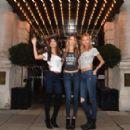 Behati Prinsloo Victorias Secret Angels At The London Edition Hotel